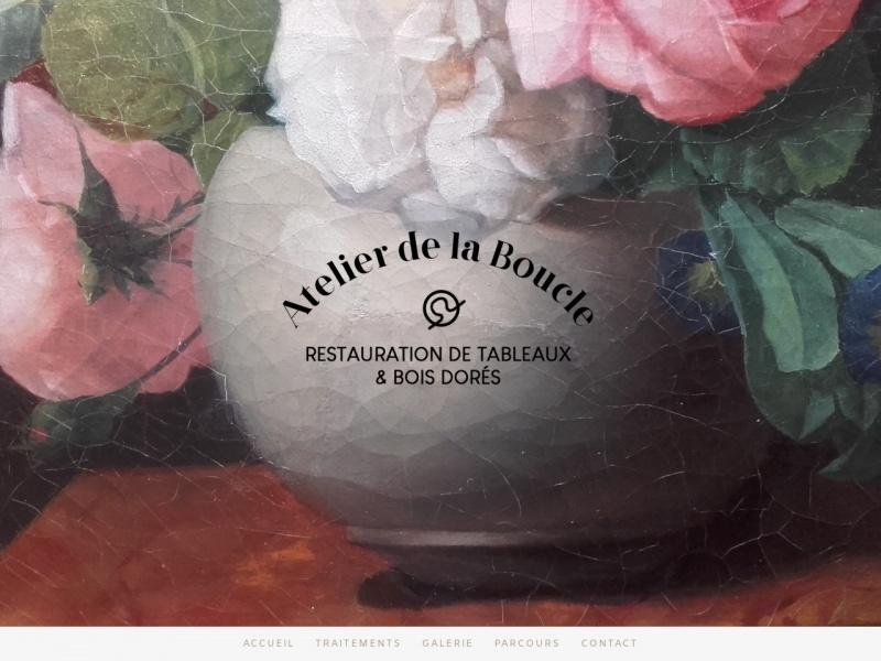 L'Atelier de la Boucle - Iris Lelièvre - Besançon