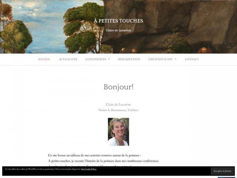 Claire de Lavarène - Voisins le Bretonneux