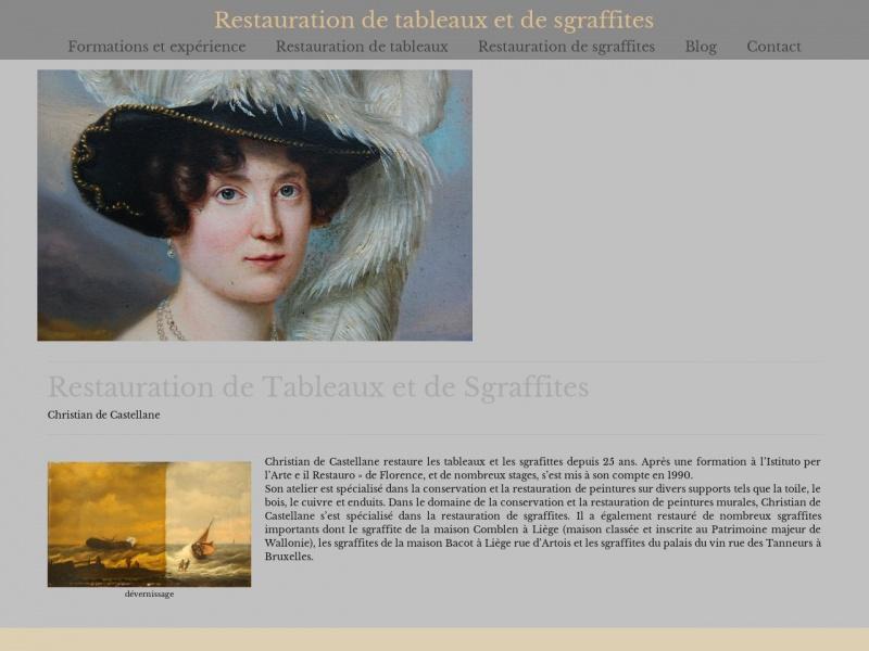 Christian de Castellane - Céroux Mousty