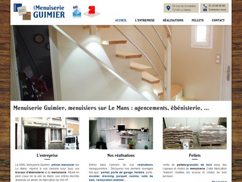 Menuiserie Guimier - Le Mans