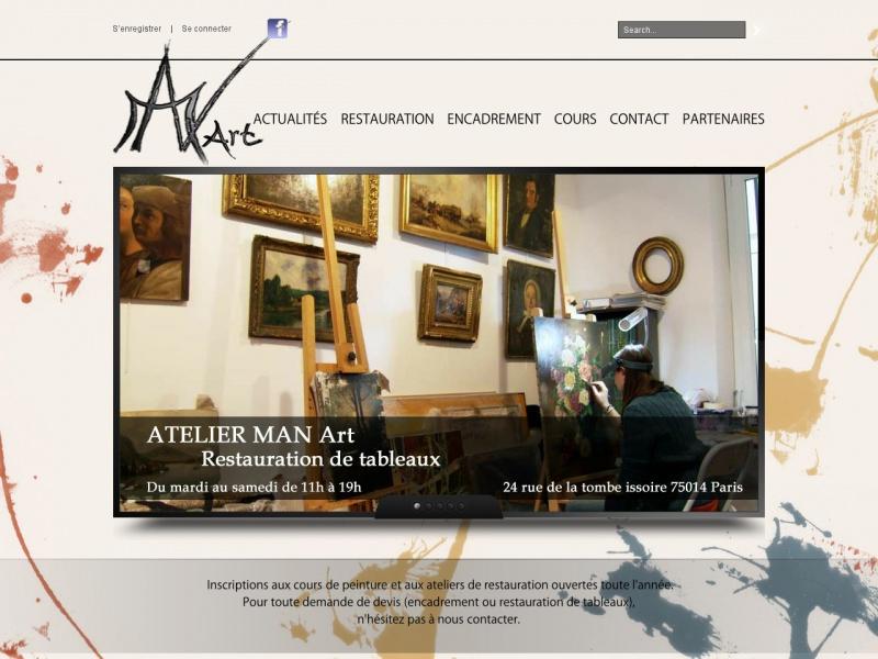 Man Art - Paris 14e
