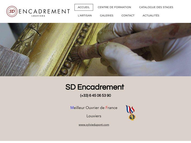 SD Encadrement - Sylvie Dupont - Louviers