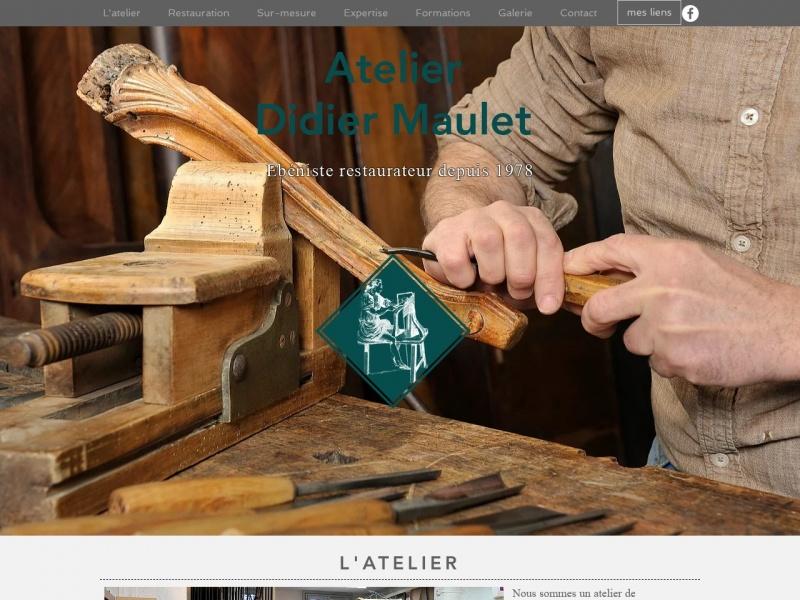 Atelier Didier Maulet - Paris 12e