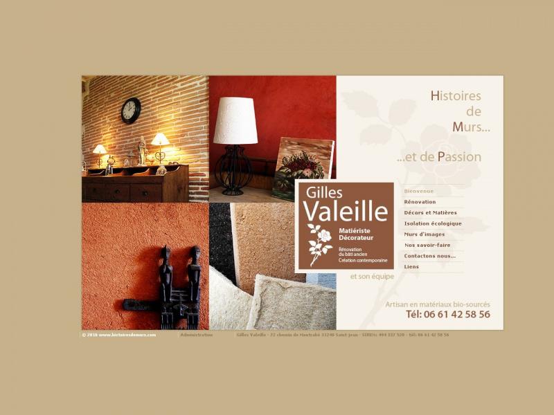 Gilles Valeille - Saint Jean