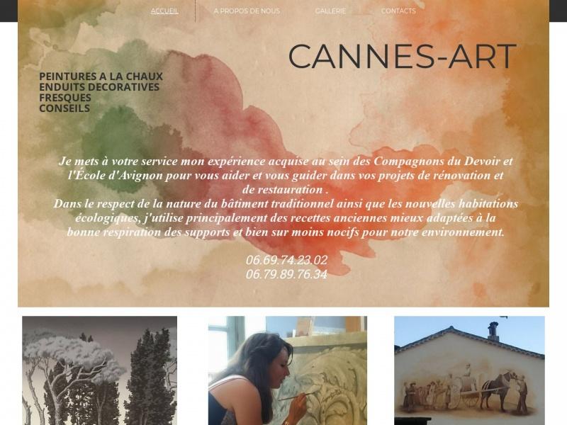 Cannes-Art - Mélodie Fiorucci Lavallez - Le Cannet
