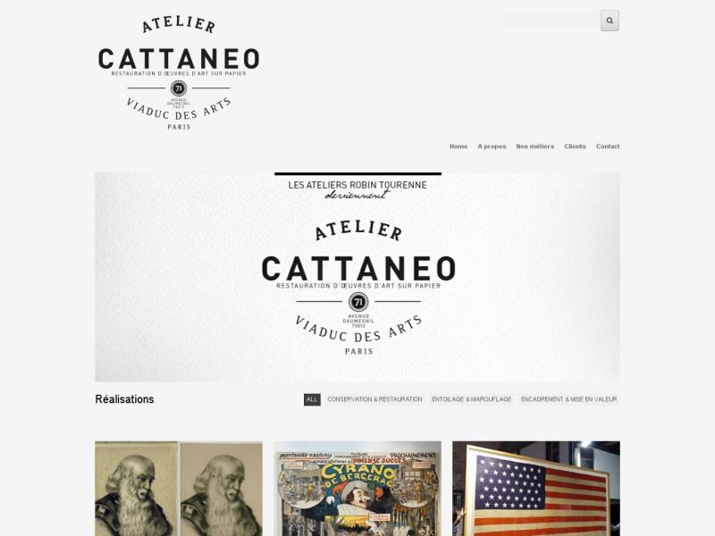 Atelier Cattaneo - Paris 12e