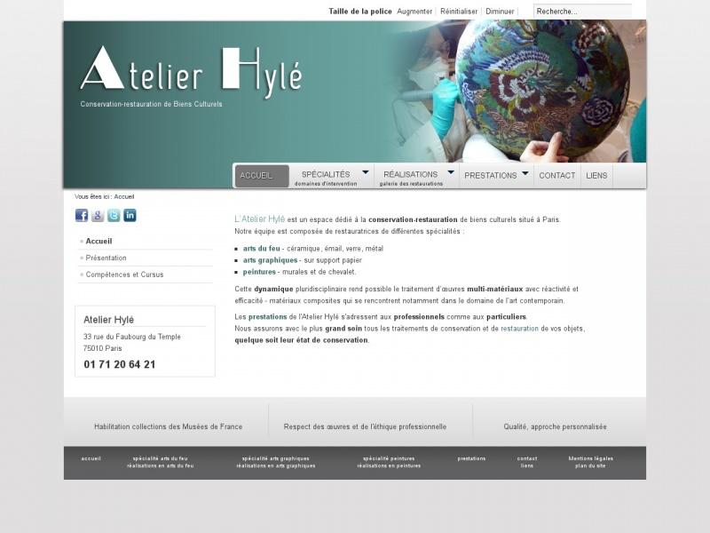 Atelier Hylé - Paris 10e