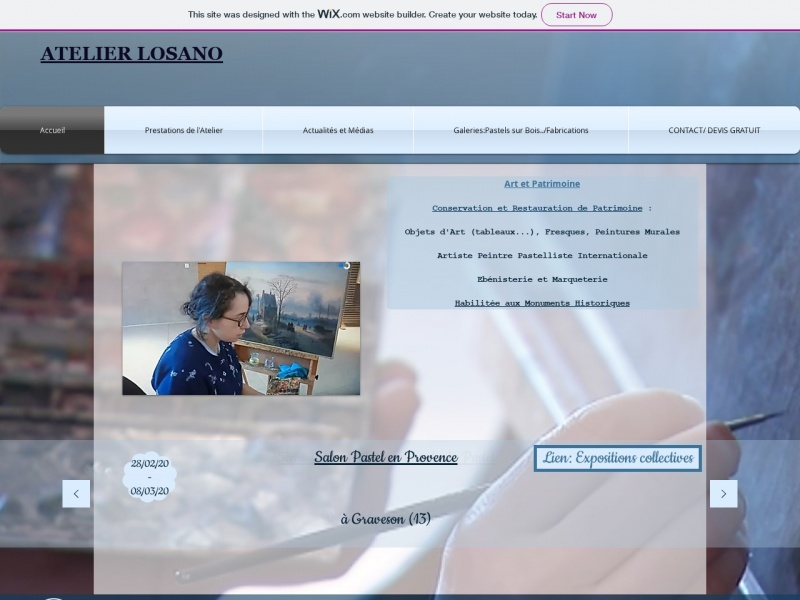 Atelier Losano - Aoste