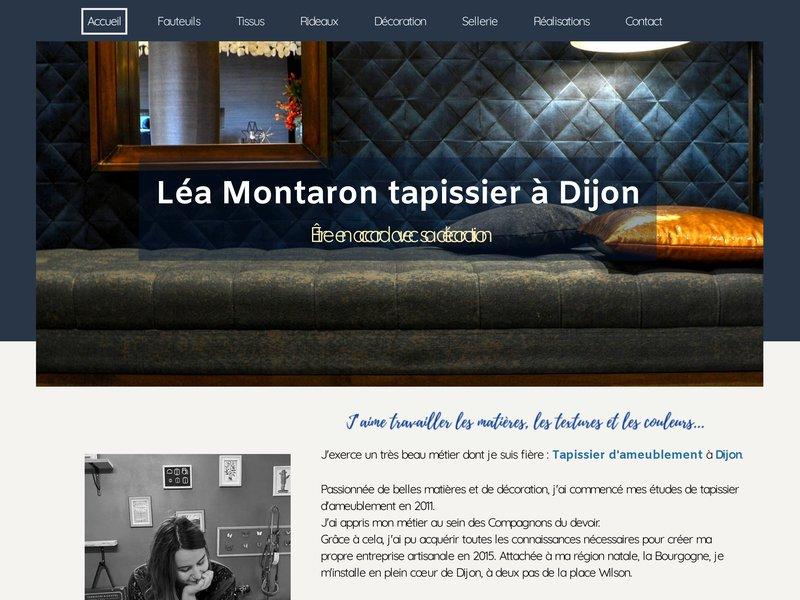 Léa Montaron - Dijon