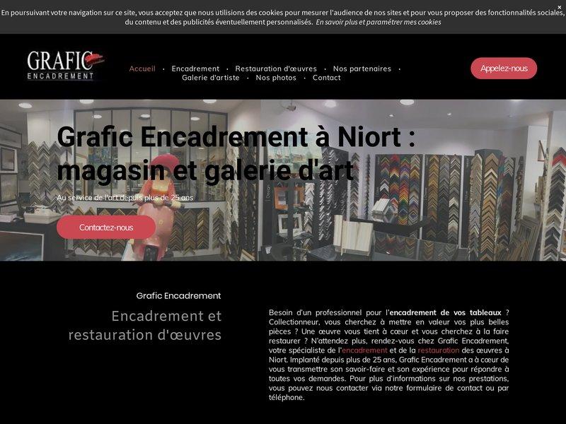 Grafic Encadrement - Niort