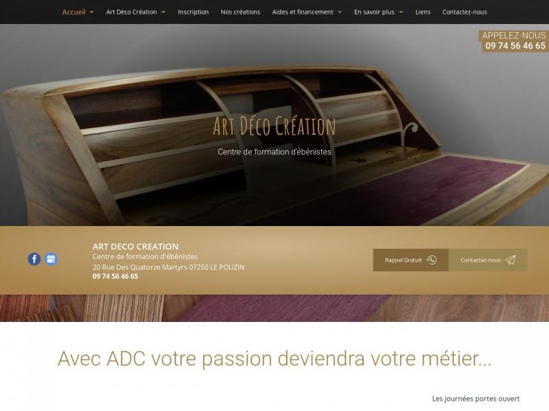 ADC - Art Déco Création - Le Pouzin