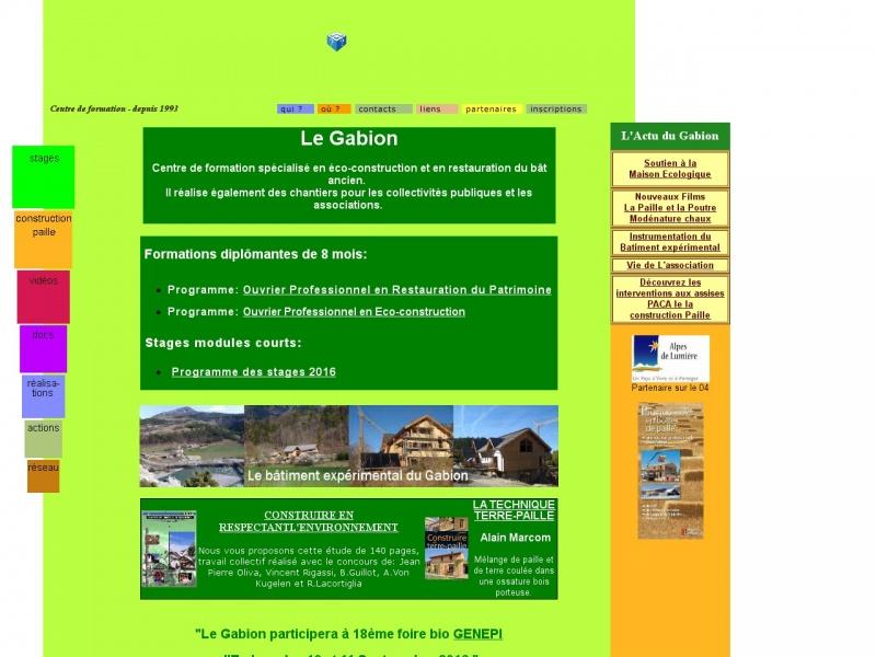 Le Gabion - Embrun