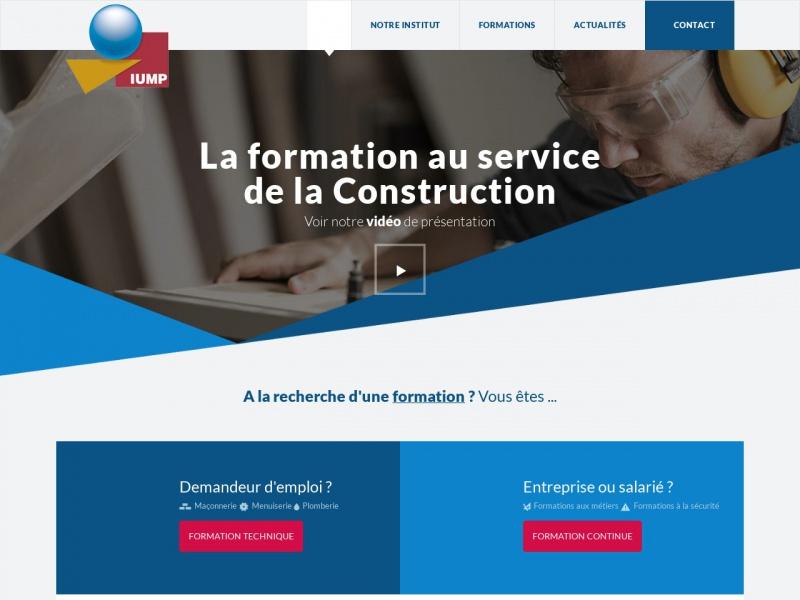 IUMP - Centre de Formation - Troyes