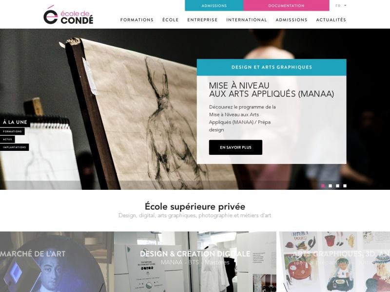 Ecoles de Condé - Paris 15e