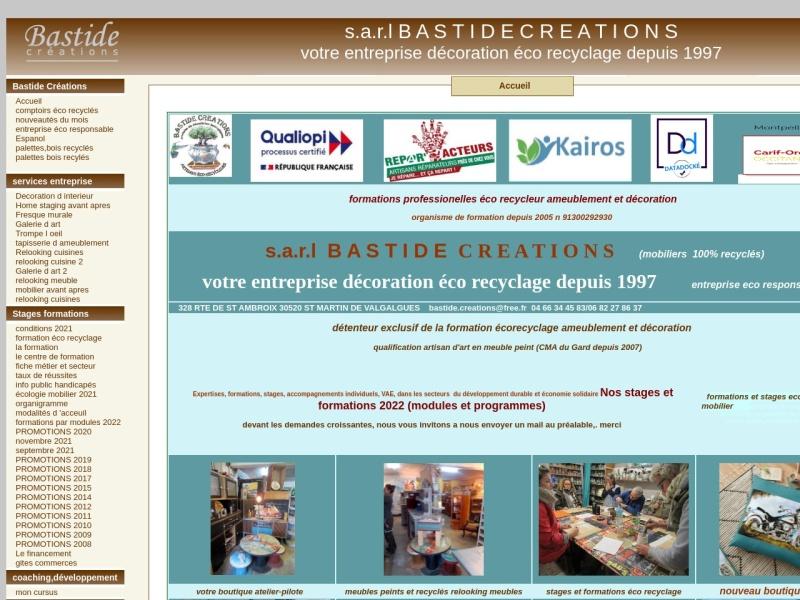 Bastide Creations - Saint Martin de Valgagues