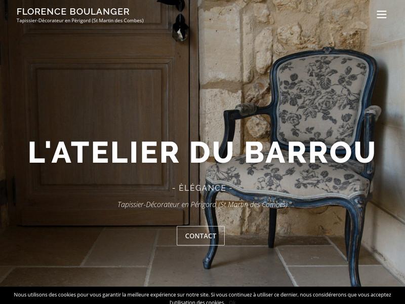 L'Atelier du Barrou - Florence Boulanger - Saint Martin des Combes