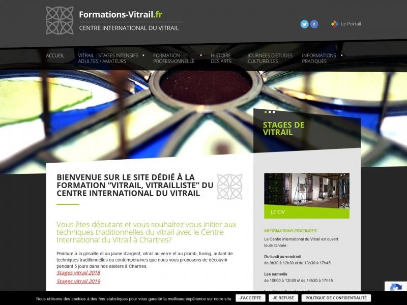 Centre International du Vitrail - Chartres