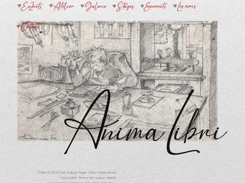 Anima Libri - Montreuil Bellay