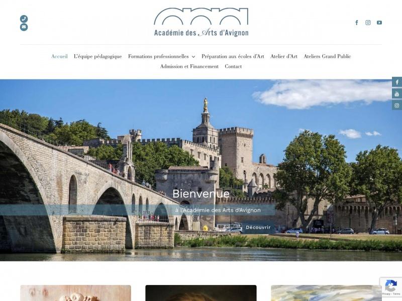 Académie des Arts d'Avignon - Avignon