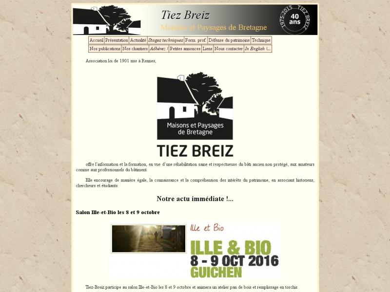 Tiez Breiz - Rennes
