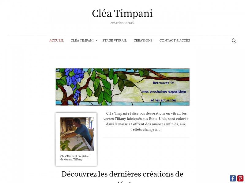 Cléa Timpani - Bournezeau
