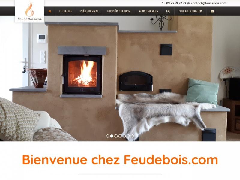 SARL Feudebois.com - Saint Martin la Sauveté