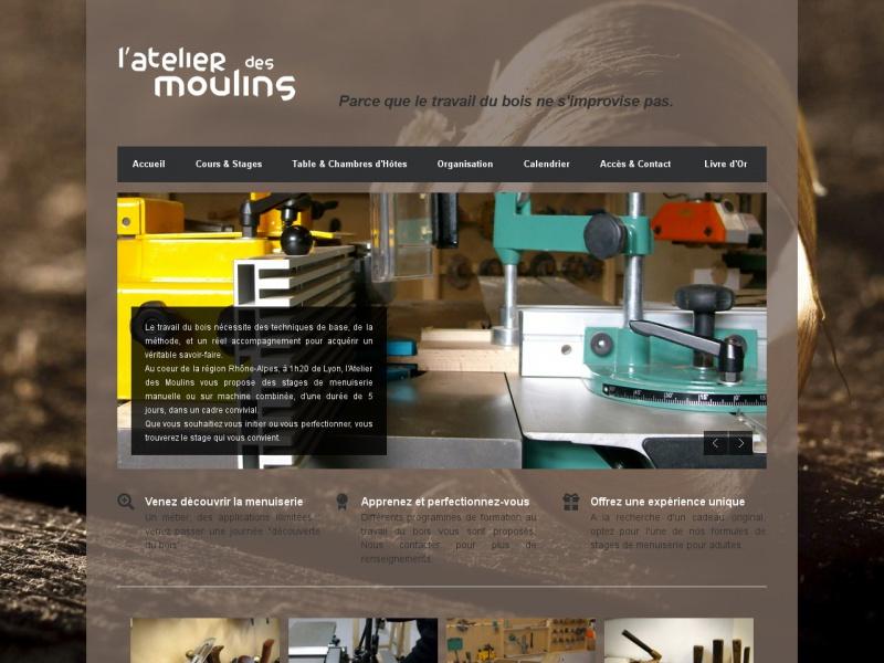 L'Atelier des Moulins - www.atelierdesmoulins.fr