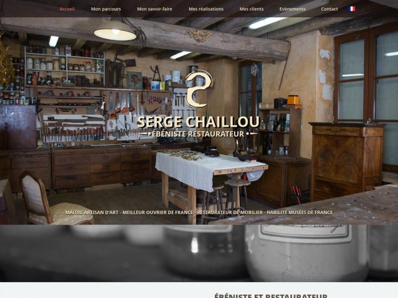 Serge Chaillou - Nogent le Rotrou