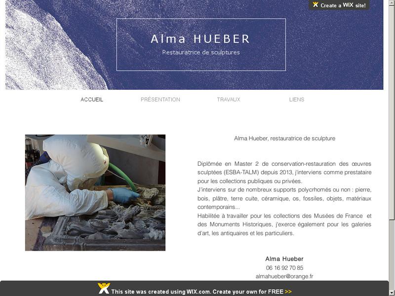 Alma Hueber - Tours