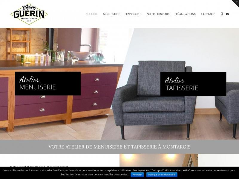 Ateliers Guérin - Ferrières en Gâtinais