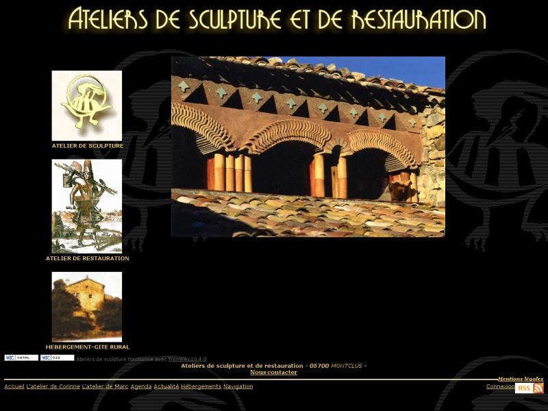 Atelier Marc Lavarenne - Montclus