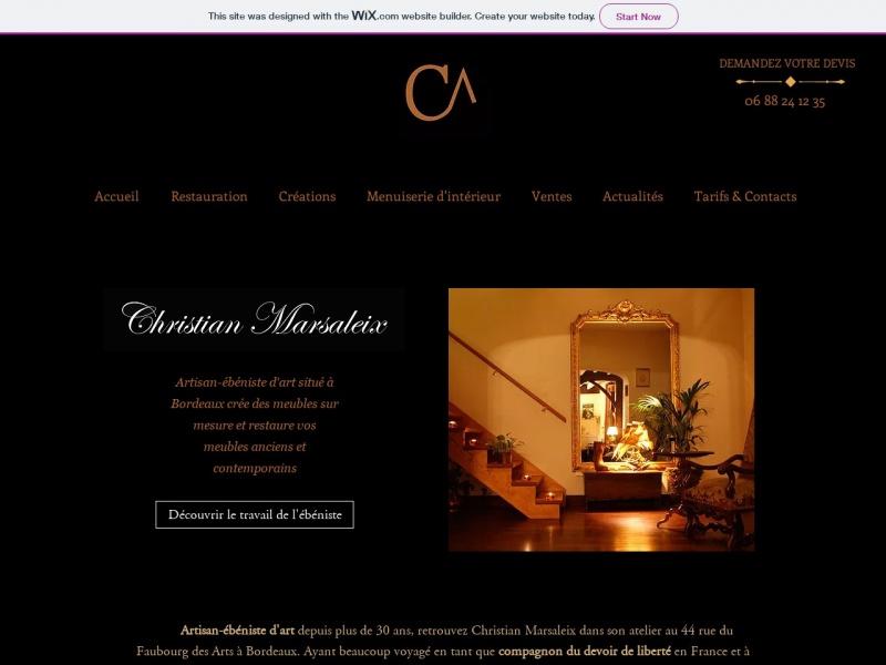 Christian Marsaleix - Bordeaux