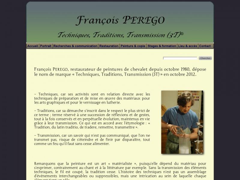 François Perego - Dinan