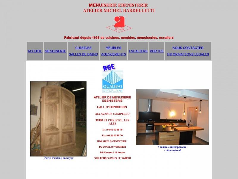 Atelier Michel Bardelletti - Saint Christol les Ales