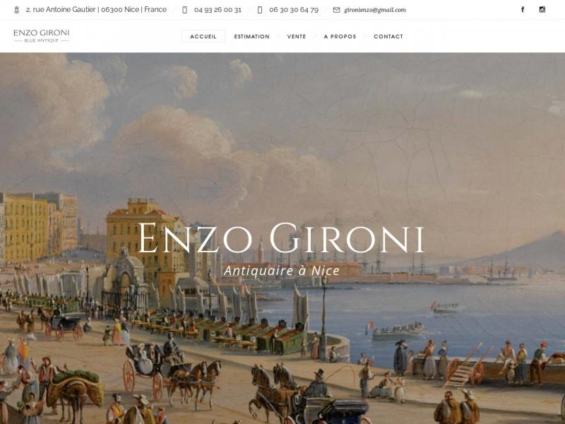 Enzo Gironi - Nice