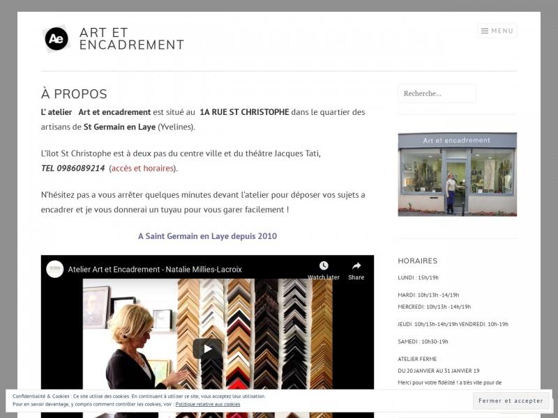 Art et Encadrement - Saint Germain en Laye
