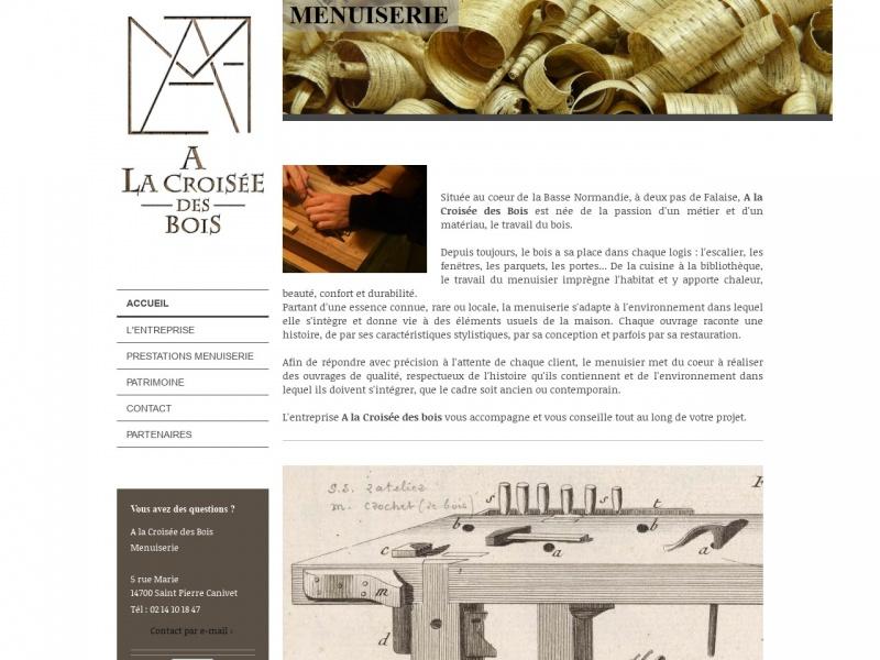 A la Croisée des Bois - Saint Pierre Canivet