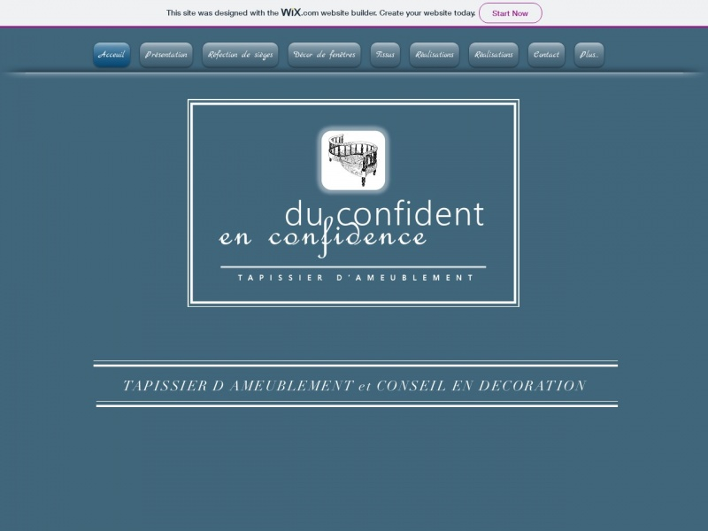 Du Confident en Confidence - Gentilly