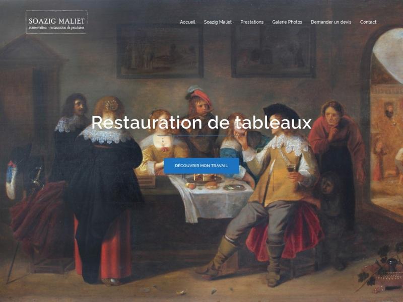 Soazig Maliet - Paris 14e
