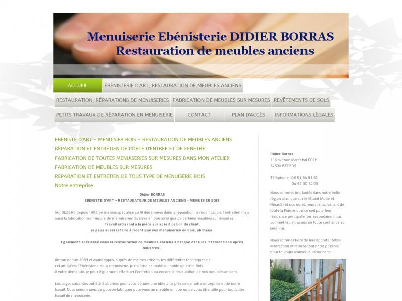 Didier Borras - Beziers