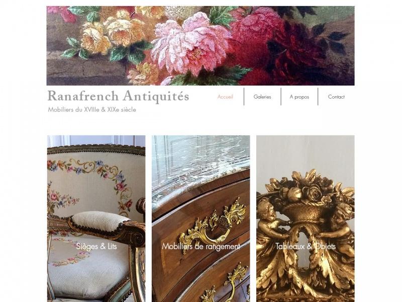 Ranafrench Antiquités - www.ranafrenchantiquites.com