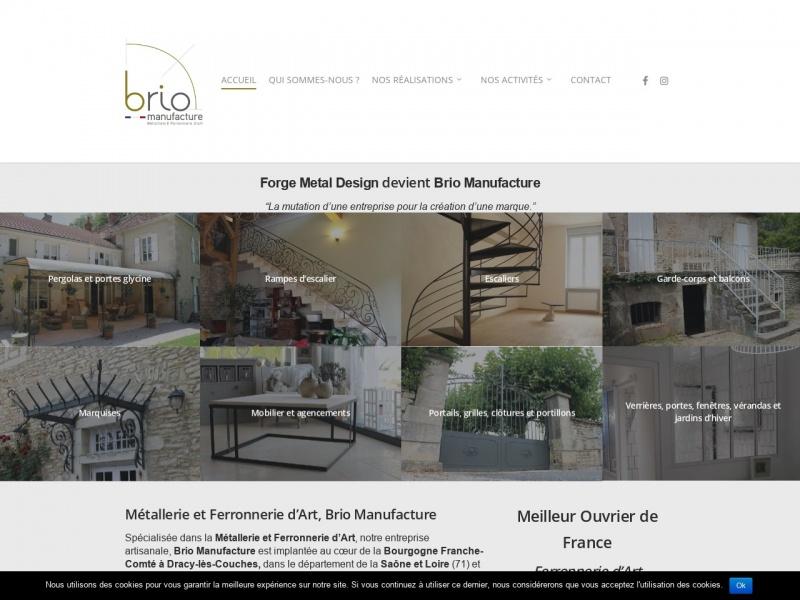 Brio Manufacture SARL - Givry