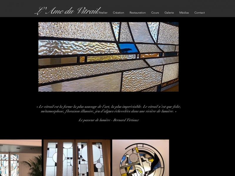 L'Ame du Vitrail - www.lameduvitrail.fr