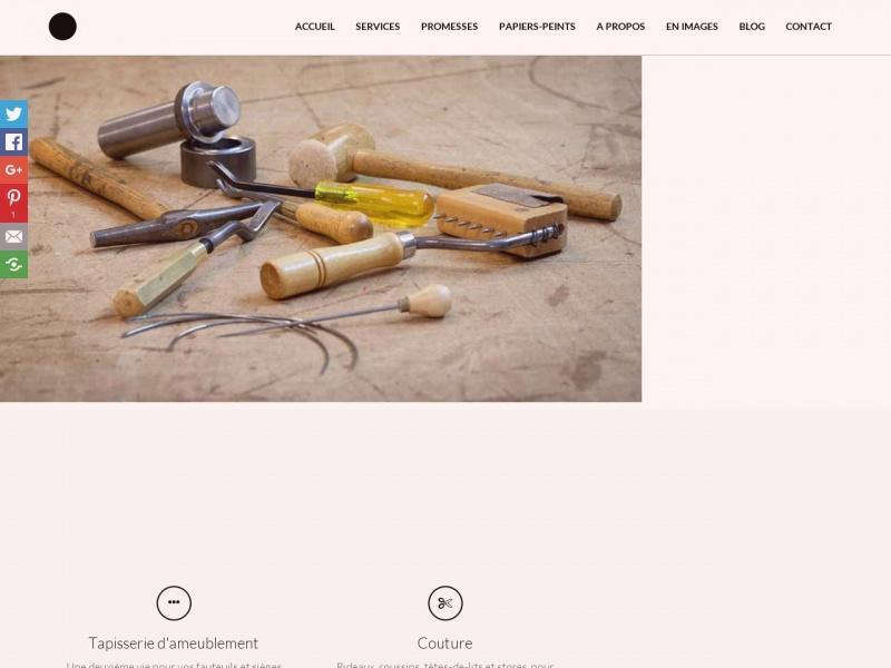 Atelier Hildegarde - Isabelle Desmousseaux - Bourbon Lancy