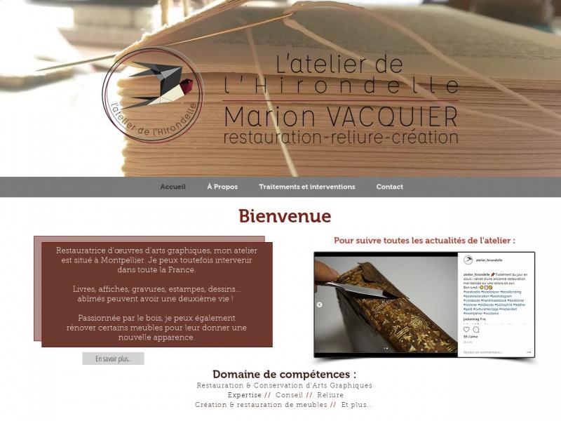 Atelier de l'Hirondelle - Montpellier
