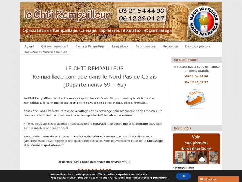 Le Chti Rempailleur - Beuvry