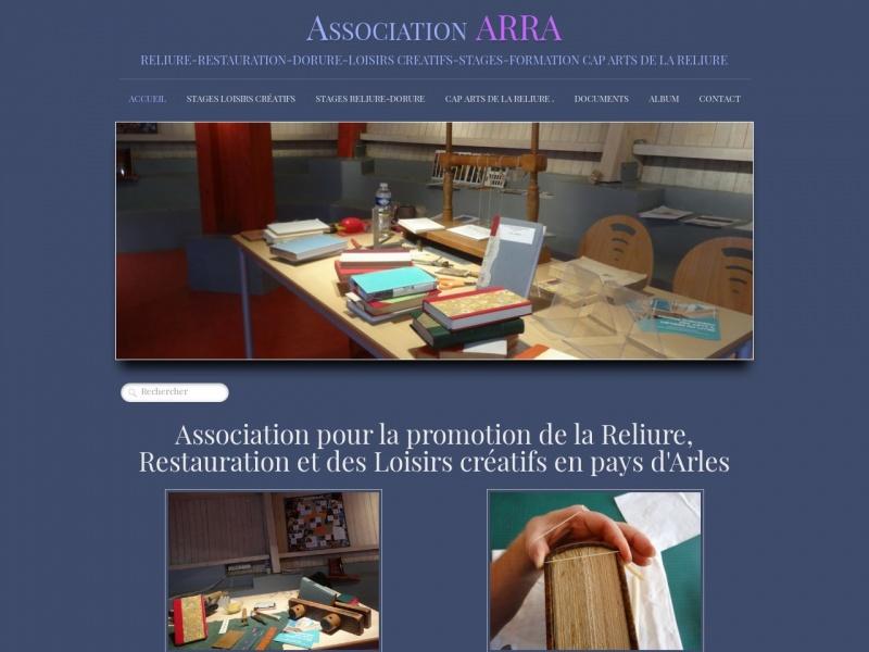 Association ARRA - Arles