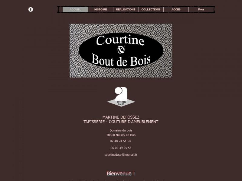 Courtine et Bout de Bois - Neuilly en Dun