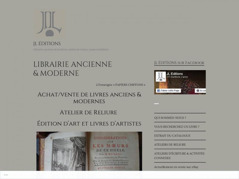 JL Editions - Caumont sur Aure
