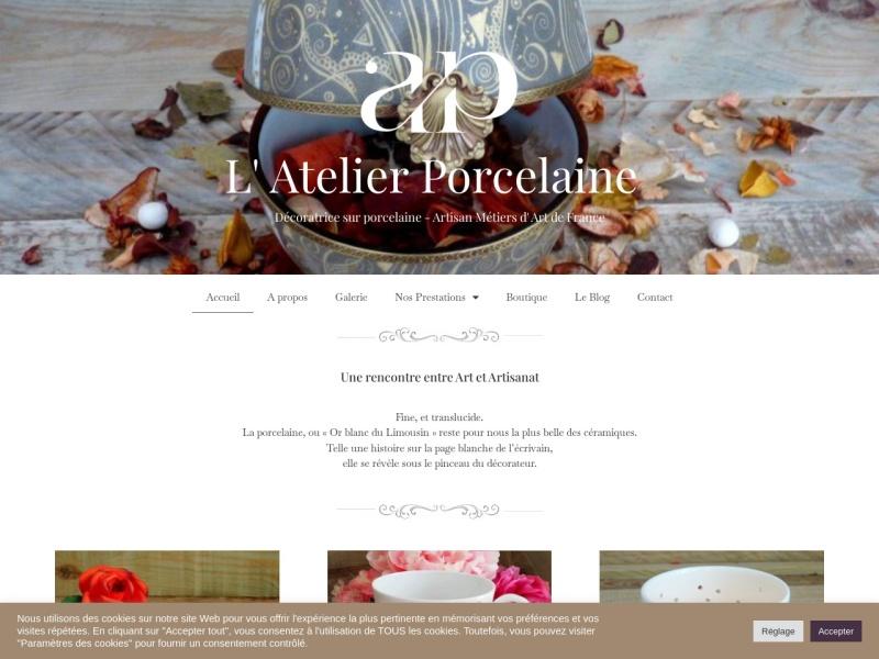 L'Atelier Porcelaine - Stéphanie Hayet - Strasbourg
